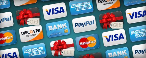 Vpayment   تفاوت کارت های اعتباری ، ویزاکارت ، مسترکارت ، دیسکاور