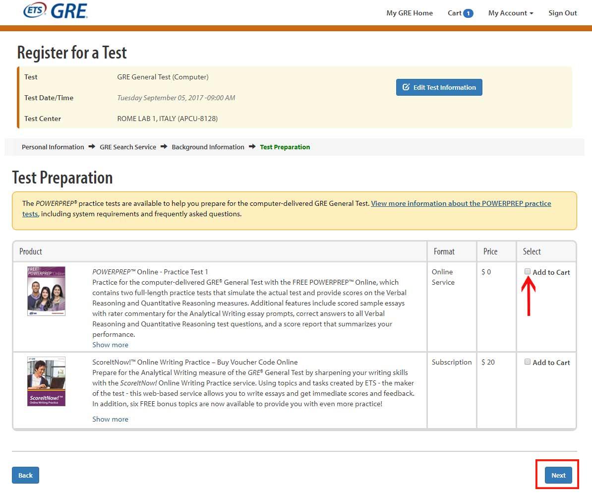 Vpayment | ثبت نام GRE با کمترین کارمزد ، آنلاین ، فوری