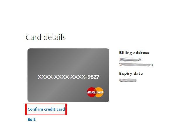 Vpayment   وریفای کردن پی پال ، اتصال PayPal به کارت بانکی
