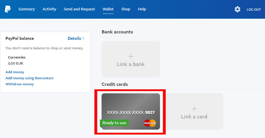 Vpayment | وریفای کردن پی پال ، اتصال PayPal به کارت بانکی